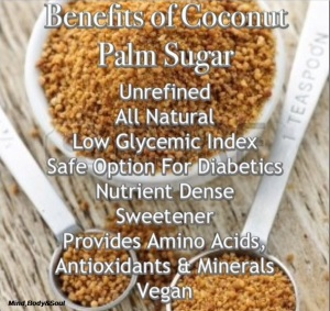 benefits of palm sugar